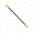 Крепежная цепь с крюками
