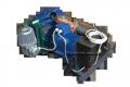 Лебедка электрическая монтажная ЛМ-0,5 (0.5т/500кг)