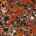 Red Rosso Santiago granite