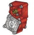 Коробка отбора мощности Hydrocar 86Z1