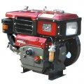 Двигатель дизельный BULAT R190NЕ, дизель 10,5л.с.с вод. Охл., Электростартер, ЗИП.