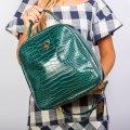 Зеленый рюкзак - Vip новинка от ЕМ