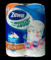 Полотенце бум. Zewa Wisch & Weg 2сл./72о h=26см*24 2рул. белые
