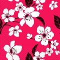 Салфетка 33х33 цвіт вишні Марго 20шт
