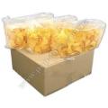 Чипсы кукурузные мексиканские с cырным и томатным острым соусом для продажи в кинотеатрах