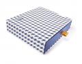 Стильные коробки слайдер из картона 250*200*90мм