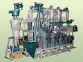 Комплект оборудования для переработки пшеницы, производительностью 4 т/сут.