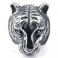 Кольцо стальное Тигр, сталь 316L