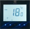 Пульт управления теплым полом Mycond Light Touch MC-HLT-B цвет черный