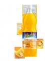 Turuncu tadı olan Rosinka PET 1L, Alkolsüz içecek, (12 adet / paket)