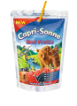 Red fruits - Non-alcoholic juice-containing drinks Capri-Sonne 0,2L  (10 pcs/pack)