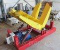 Przewracania rolkach hydrauliczny 10t