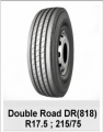 Double Road (DR818) R17.5 ; 215/75