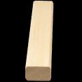 Брус лавочный (липа, сосна,  рустик)