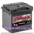 Аккумулятор AMEGA Premium 6СТ-45 АзЕ