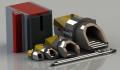 Пеллетная горелка Металлист 'OXI' 25-1000 кВт