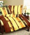 La ropa blanca KORAL (percal) de cama, 1.5 de dormir, (el relámpago) 60075744