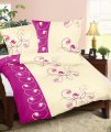 Bed linen of KORAL (coarse calico), 1.5 sleeping, (lightning) 60075802