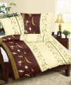Bed linen of KORAL (coarse calico), 1.5 sleeping, (lightning) 57767037