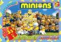 Детский пазл G-Toys MI001 Minions