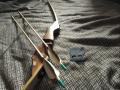 Лук для стрельбы классический разборный