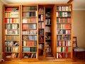 Шкафы библиотечные на заказ Украина