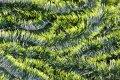 Мишура темно-зеленая салатный кончик, длина 1.5м, диаметр 100мм.