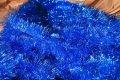 Мишура синяя, длина 1.5м, диаметр 100мм.