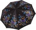 Зонт женский Zest, бабочки,сатин.арт. 23944-155