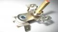 Терморегулятор для конвектора. TКP,  16A, 250V, 10-75*. Thermorex Армения, 1451R TKP
