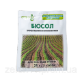 Natural restoration of exhaustion of Biosol soil, 25 g