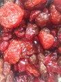 Микс вяленых вишни, кизила,клюквы 100 г