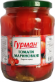 Маринованные томаты , слабокислые