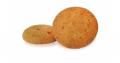 Печенье сдобное с кусочками яблока и корицей