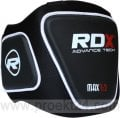 Trainer's belt, protection of a stomach of RDX Gel