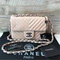 Женские сумка Chanel ёлочка