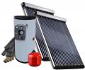 """Системы солнечного нагрева воды, гелиосистемы на 300 л/сут.  """"под ключ""""."""