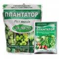 Микроудобрение Плантатор Рост плодов NPK 20.20.20 25г 1кг