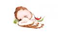 Рулет Гурман из куриного филе