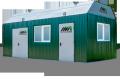 Транспортабельная котельная установка ТКУ-0,7 для паровых котлов