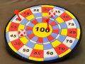 Дартс детская игра (липучка) 15 дюймов