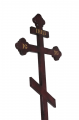 Крест деревянный ВЕНЗЕЛЬ