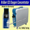SECOND-HAND Concentrator of Krober O2 6L Oxygen Concentrator oxygen