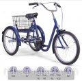 Трехколесный велосипед для детей и молодежи с ДЦП Vermeiren 2117