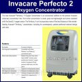 SECOND-HAND Concentrator of Invacare Perfecto 2 Oxygen Concentrator oxygen
