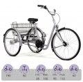 Трехколесный велосипед для детей и молодежи с ДЦП Vermeiren 2119