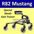 Ходунки R82 Mustang Gait Trainer Size 4 Для науки хождения детей с ДЦП