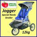 Jogger Special Needs Stroller - Специальная Прогулочная Коляска для Реабилитации Детей с ДЦП