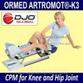 Аппарат для Пассивной и Активной Реабилитации ARTROMOT - K3 CPM for the knee and hip joint
