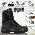 Берцы Magnum Elite из водонепроницаемой кожи обувь для специальных задач Размер 40 - 26,4см